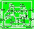 diagrama de circuito de diseño