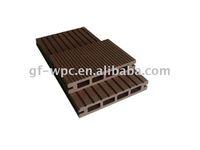 wood plastic patio floor,wood decking floor