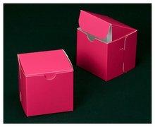 2012 new design simple unique cupcake box