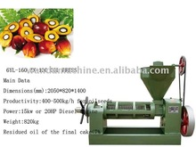 2011prevaling best sales palm oil mill of 6YL
