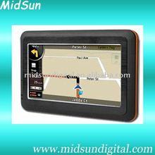 7 inch GPS Navigation,Windows CE 6.0,AV-in,600MHZ,128MB SDRAM,Built-in 4GB Flash Memory, Bluetooth, ISDB-T,FM,DVD,VCD,MP3,MP4