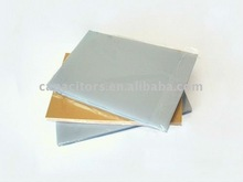 Instant pvc card material(golden)