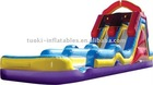 inflatable slide,giant inflatable water slide,inflatable ocean wave slide