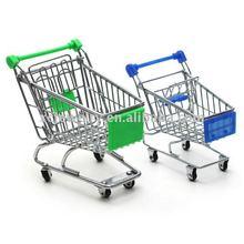 small shopping car