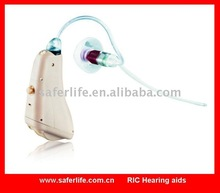 4,6, 8 CHANNELS RIC hearing aid price with battery audiogram digital Programmable