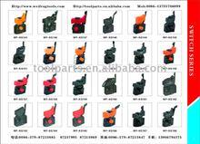 herramientas de la energía eléctrica del interruptor