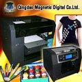 Y el azulejo de la impresora textil a3 tamaño/excelente en calidad