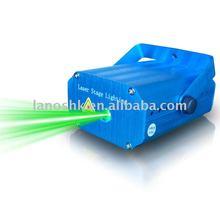 red&green star patterns sound active light laser stage light
