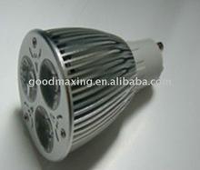 6W GU10 Aluminum LED Lamp
