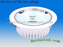 Cree 24w high power led celling 24w cree led downlight 24w high power cree led downlight
