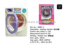 B/O Washing Machine Toy With Light