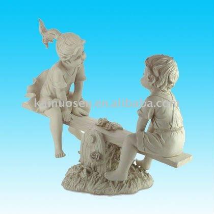Hotsale Resin Garden Statue Children Figurine Buy Resin