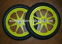 16X2.125 Semi-pneumatic tires