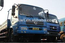 dongfeng van cargo box lorry truck