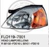 CAR HEAD LAMP FOR KIA RIO '03