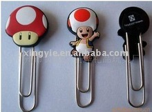 promotional and classic cartoon magnetic bookmark