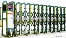 Good automatic folding sliding gate
