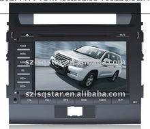 8''TOYOTA LAND CRUISER 2010 2011 car PC Navi Monitor Video dvd player with GPS BT TV RADIO PIP 3D MENU ST-8888