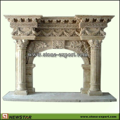 Indoor Fireplace Mantel Luxury design View indoor