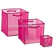 Folding Mesh Cubes