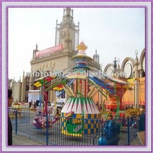Amusement attractions!! Outdoor electric park rides Modern times