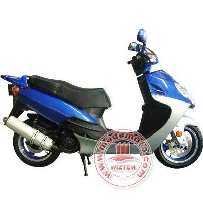 Enclosed Motor Scooter 125cc Ms1253eec Epa Buy Enclosed
