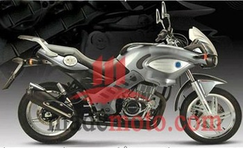 EEC Approved secondhand motorcycle Equipped with 4 Stoke 250cc Engine WZMS2508EEC