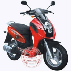 EEC Approved 50cc motorcycle Equipped with 50cc Engine WZMS0504EEC/EPA
