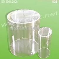 Plastic PVC/PET/PP Clear tube box