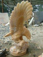 Stone Eagle Statue ANM-D077