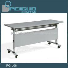 PG-L06 modern folding wooden desk office