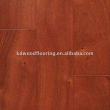 2011 best price Mahogany diy wooden floor plank