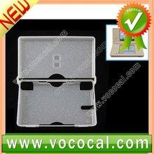 White Glitter Crystal Case Hard Cover For NDSL Nintendo DS Lite