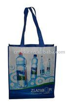 popular pp non woven wine bottle bag