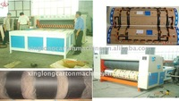 corrugated machine, rotary die cutter