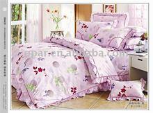 Animal printing baby bedding set/comforter