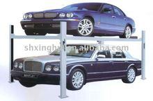 3.5T four post parking system / garage equipment