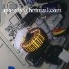 One component electrical electronic semifluid white RTV silicone encapsulating sealant