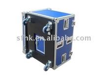 RK Speaker Flight Case with Casters and A/C Door