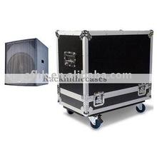 RK Stage Speaker Flight Case with 4 Casters