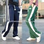 2011 new style men's cotton track sport pants