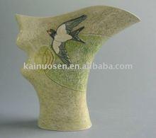 Hotsale famous ceramic artists, home decoration
