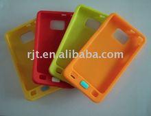 Colorful new design silicon case for Samsung i9000
