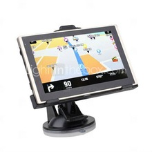 6 Inch Portable High Definition Touch Screen Car GPS Navigator - Bluetooth - Ebook