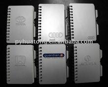 aluminium cover address and telephone book