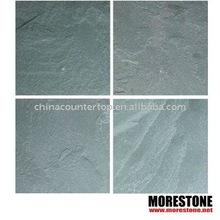 Yard blue culture stone