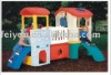 Fei You Colorful Plastic Slide House