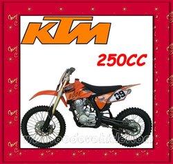 250CC MOTORCYCLE KTM (MC-670)