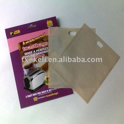 Toasting Bags -17*19cm, set of 2
