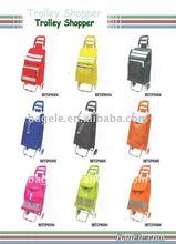 Easy shopper foldable trolley shopping bag